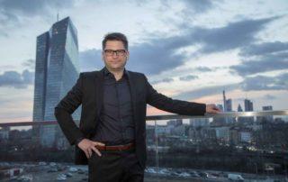 Sascha Hesse - Akademischer Leiter Bereich Datenschutz an der Augsburg Business School