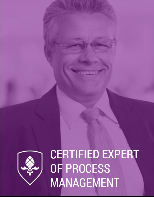 Certified Expert of Process Management