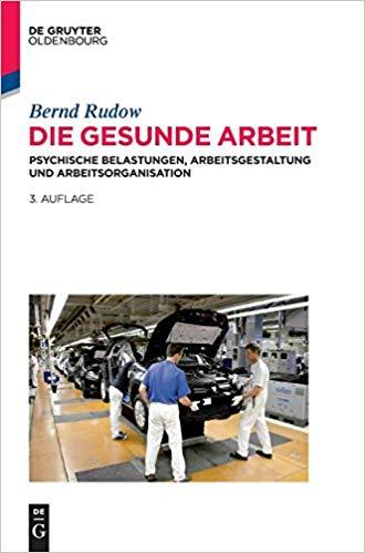 Die Gesunde Arbeit + Hamburg + Buch