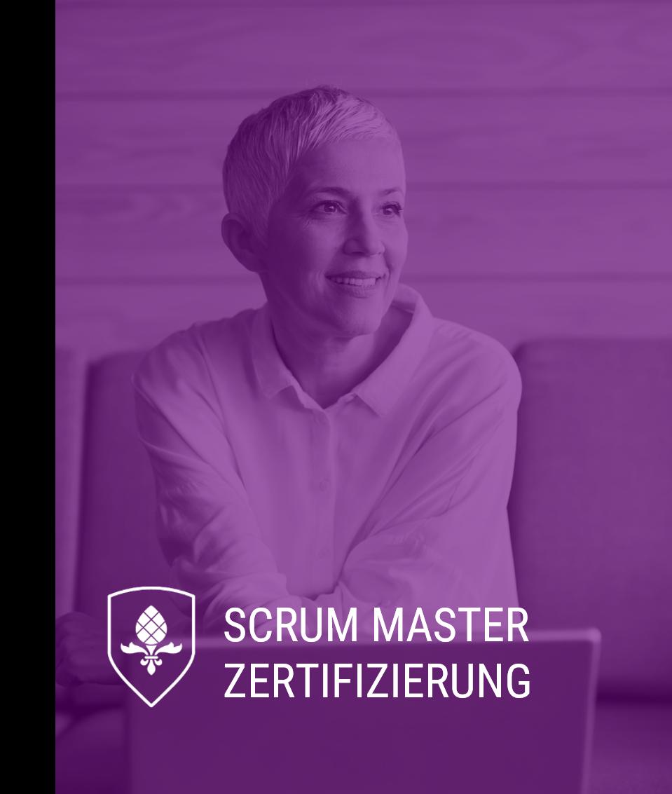Scrum Master Zeritizierung